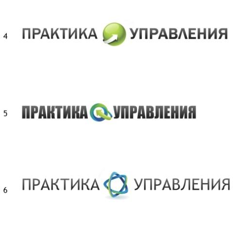 Дизайн логотипа тренинговой компании в Москве