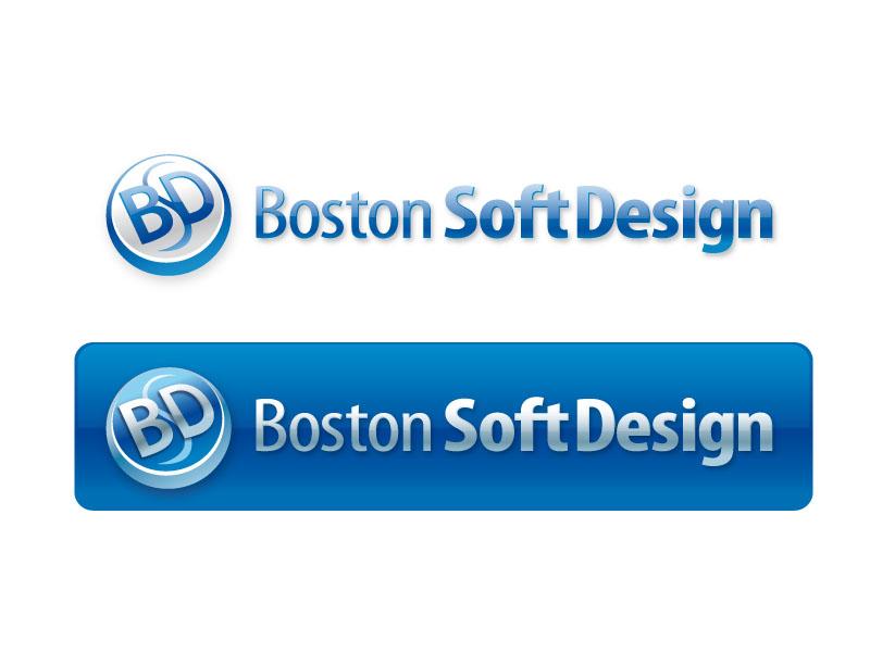 Разработка логотипа компании БСД