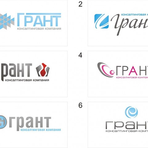 Логотип ростовской консалтинговой компании