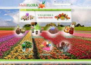 Мультифлора каталог - создание