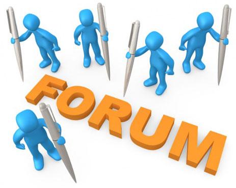 Форум - площадка для рекламы и постинга