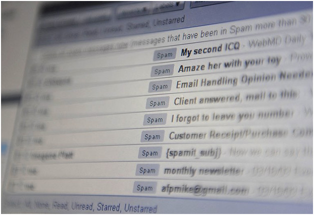 Спам - методы рекламы